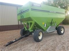 Parker 725 Grain Chariot Gravity Wagon