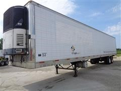 1999 Trailmobile T/A Reefer Trailer W/Carrier Refrigeration