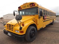 2007 Blue Bird School Bus