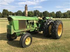 1972 John Deere 4620 2WD Row Crop Tractor