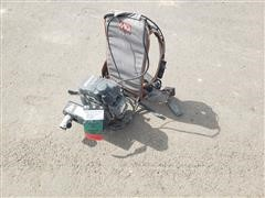 2017 Multiquip BP25H Gas Concrete Vibrator