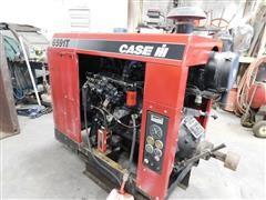 Case IH 6591T Power Unit