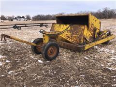 Soil Mover 50-RF Scraper