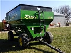 Demco 9443066 650 Grain Wagon