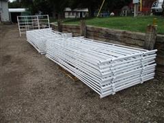 Corral Panels & Arch Gates