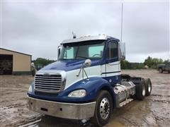 2010 Freightliner Columbia 112 T/A Truck Tractor