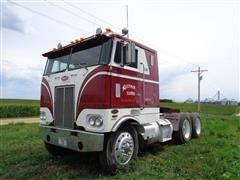 1978 Peterbilt 352M T/A Cabover Truck Tractor
