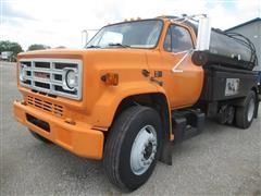 1987 GMC 7000 SA Asphalt Distributor Truck