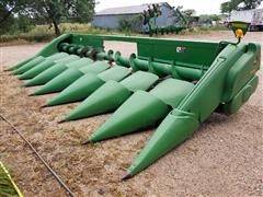 2009 John Deere 608C 8R36 Corn Head