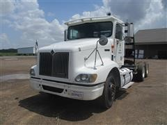 1999 International 9200 Day Cab T/A Truck Tractor