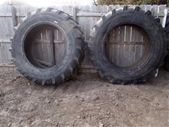 Akuret Max Trac Tractor Tires