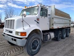 1990 International 8100 Tri/A Dump Truck