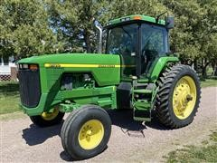 1997 John Deere 8100 2WD Tractor