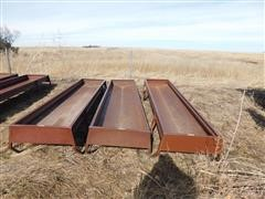 Hi Qual Steel Feed Bunks