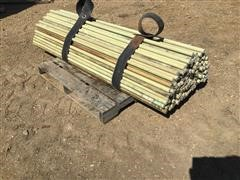 High Tensile Electric Fence Posts