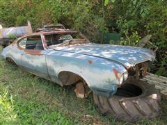 1971 Oldsmobile 442 Body Parts