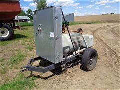Precise Pwr Corp Inc Mfg Written-Pole M147-75 Irrigation Power Unit