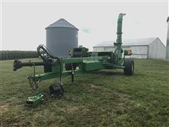 2010 John Deere 3955 Pull Type Forage Harvester
