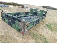 Military American General Truck Box