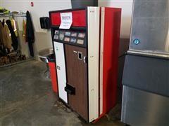 Dixie-Narco DN 320/184-7 Pop Vending Machine