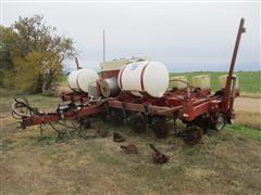 "Case IH 900 Cyclo 8R30"" Pull Type Planter W/Liquid Fertilizer"
