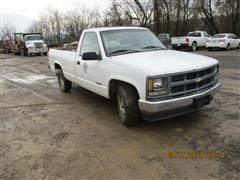 1995 Chevrolet 1500 2WD Pickup
