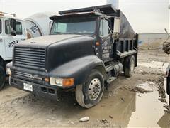 1991 International 8200 S/A Dump Truck