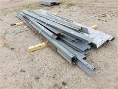 Behlen Galvanized Steel Trim