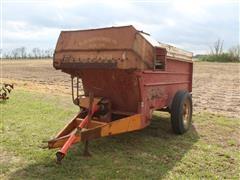 Kelly Ryan 4' X 9' Feed Conveyor Wagon