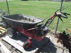 Troy-Bilt 24A7400066 PackHorse Power Wheelbarrow