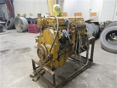 Caterpillar C-12 Diesel Engine