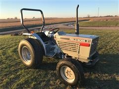 1986 White Field Boss 31 Compact Utility Tractor