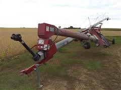 "Hutchinson /Mayrath 10"" X 82' Swing Away Auger"