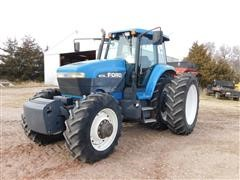 Ford 8770 MFWD Tractor