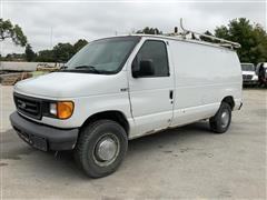 2006 Ford Econoline E350 Super 2WD Cargo Van