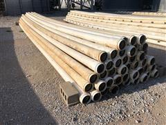 "Kroy 6"" Gated PVC Irrigation Pipe"