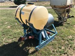 Electro Spray Livestock Mist Blower
