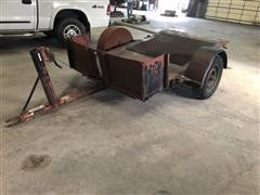 Home Built Tilting ATV Trailer