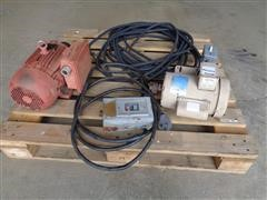 Baldor /WEG Electric Single Phase Motors