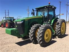 2014 John Deere 8320R MFWD Tractor