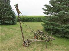 John Deere 8W Sickle Mower