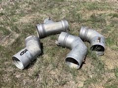 Aluminum Siphon Tubes