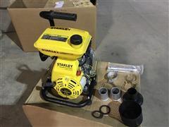 Stanley 152F-3 Gas Powered Dewatering Pump