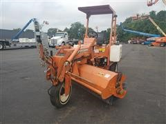 2014 Broce BB250B Towable Self-Propelled Broom