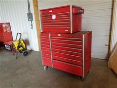 Snap-On Tool Box W/Hutch