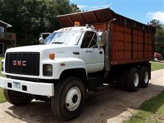 1994 GMC TopKick T/A Grain Truck