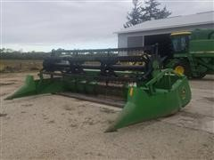 John Deere 216 Grain Platform