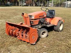 Ariens S-16H Lawn Tractor & Attachments