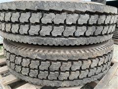 Hercules H-702 11R22.5 Tires
