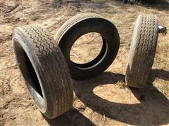 Recapped Tires